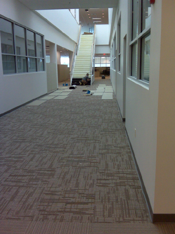 Perfect ... Commercial Carpet Tiles Stair Tread New Jersey1 ...